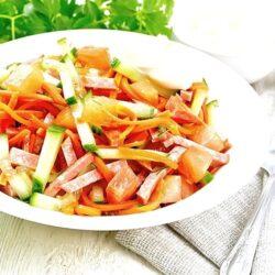 Kachumbar Salad