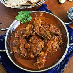 Chicken - Do - Pyaza